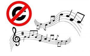 Saber si una canción tiene copyright